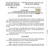 Thể lệ cuộc thi tìm hiểu Bộ luật Hình sự năm 2015 trên địa bàn thành phố Hà Nội